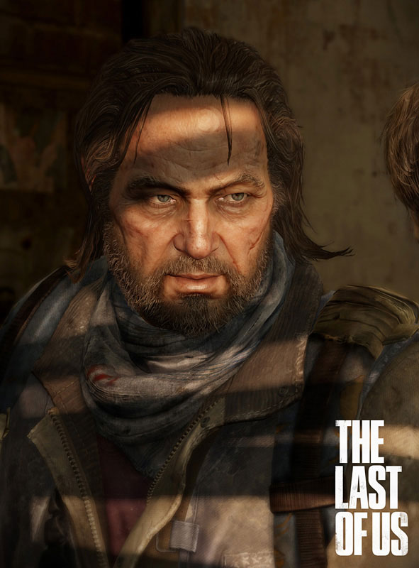 The Last of Us Character bill